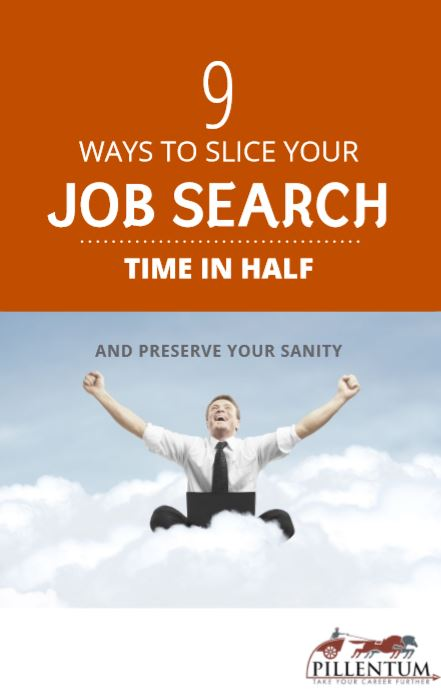 9 strategies to cut your job search time in half